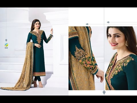 5bbdb85eae Latest Indian Dresses Collections 2017 || vinay fashion || Kaseesh-UP COMING
