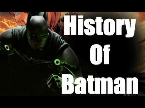History Of Batman Injustice Year 1&2