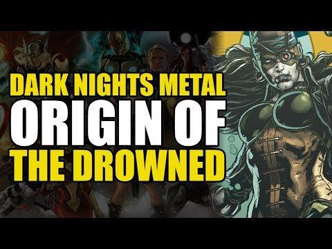 Dark Nights Metal: Batman The Drowned Origin (Dark Nights Metal: The Drowned #1)