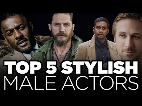 Top 5 Most Stylish Male Actors | StyleOnDeck