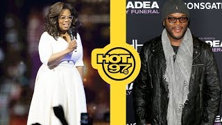 Tyler Perry Squashes Beef w/ Spike Lee + Names Soundstage After Him