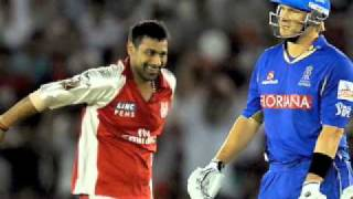kings xi punjab theme song with players 2011