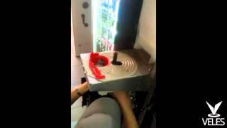 Настройка от застревания стакана в кофейном аппарате(, 2016-04-11T19:01:49.000Z)