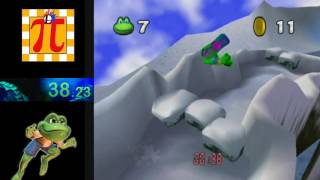 Frogger Beyond (GCN) Mountain 3 Time Attack in 56.34