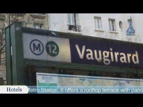 Novotel Paris Vaugirard Montparnasse - Paris Hotels, France