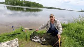 Рыбалка на Рузском водохранилище на фидер