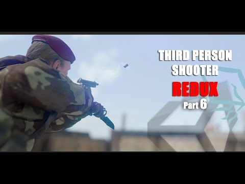 Unity 5 Tutorial Third Person Shooter Redux Part 6 Weapon Manager