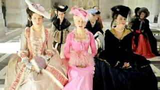 Music from Takeo Watanabe Pics from Marie Antoinette.