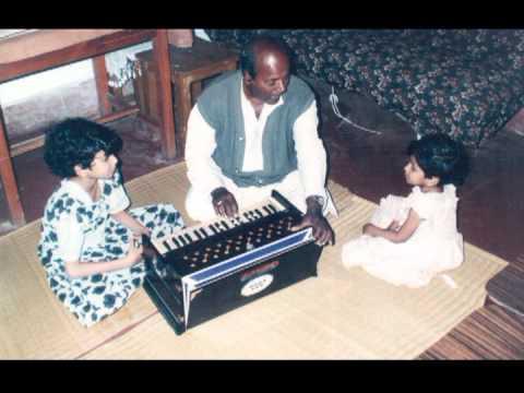 GAYIYE GANAPATI JAGBANDAN---RAAG BHOPALI (ALAAP)...