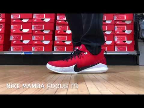 nike mamba focus red