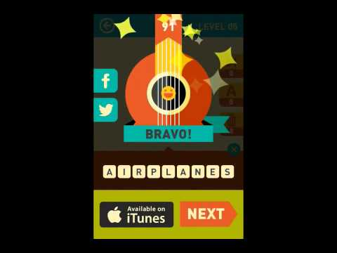 Icon Pop Song Level 1-10 Answers Guide 0-217