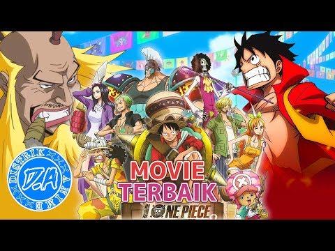 10 Movie One Piece Paling Keren Dan Seru