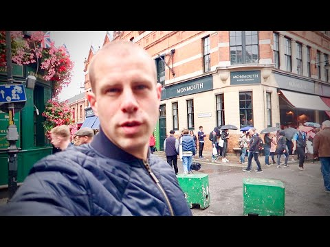 Monmouth Coffee London Borough Market Review