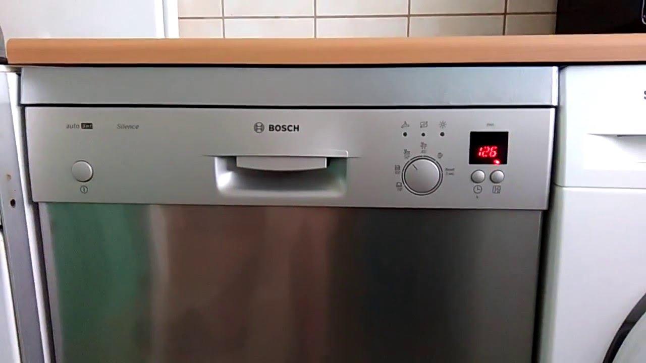 W Ultra Zmywarka Bosch program Eco 50' - YouTube OQ84