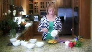 Sharon Palmer's Southwestern Black Bean Quinoa Salad