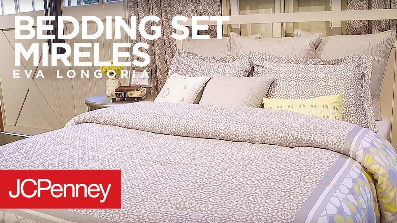 Jcpenney Bedding Best Cindy Crawford Style Coastal Palm