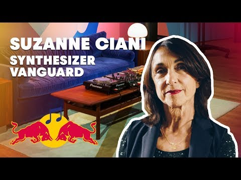 Suzanne Ciani Lecture (Montréal 2016) | Red Bull Music Academy