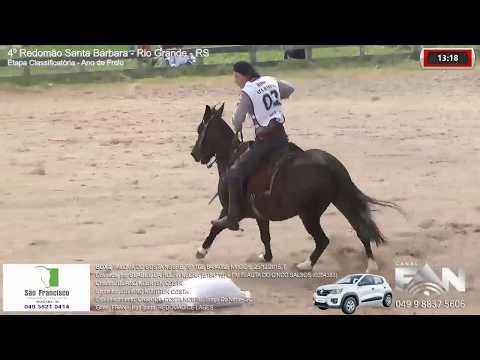 4º Redomão Santa Bárbara - Rio Grande - RS