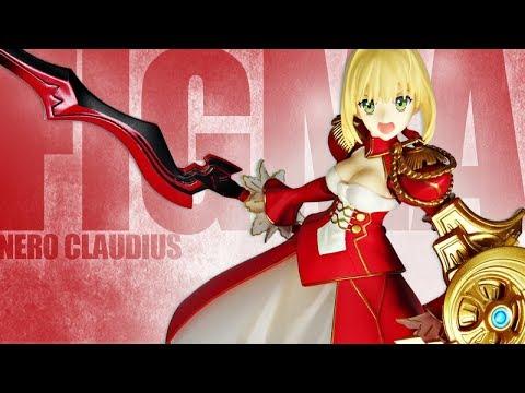 Figma - Fate/EXTELLA: Nero Claudius Review