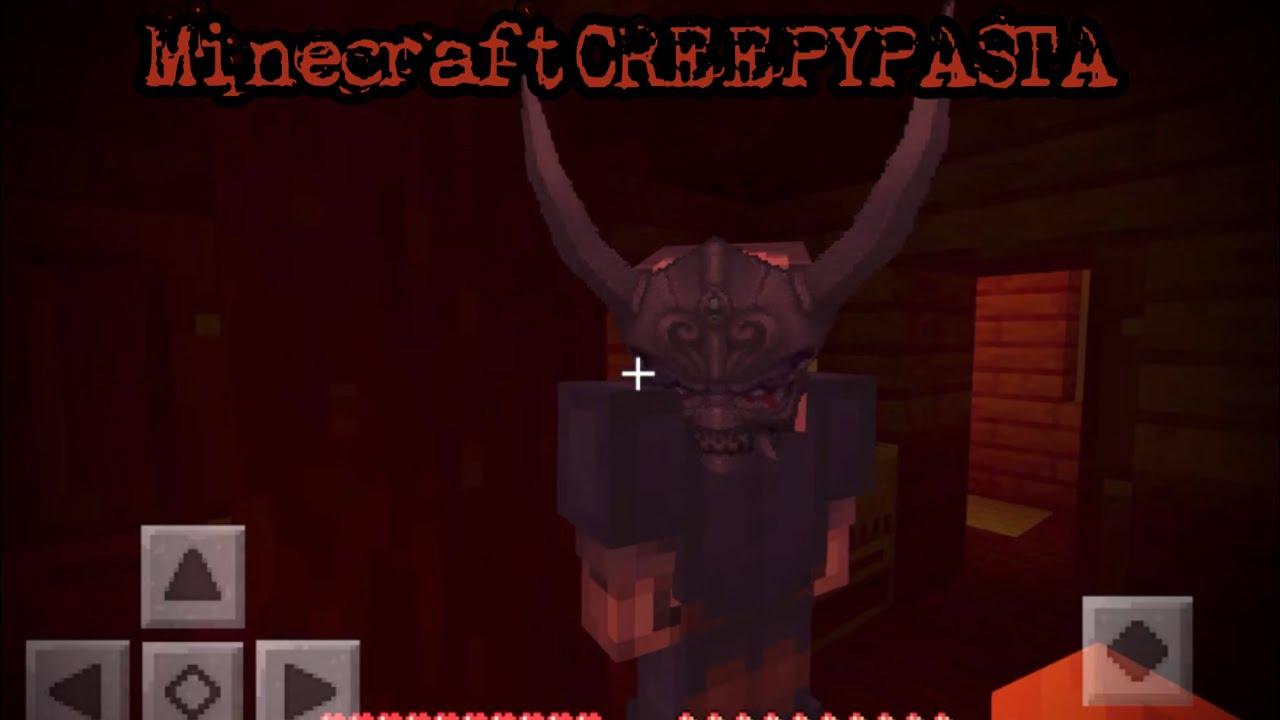 Minecraft CREEPYPASTA: The Death Demon