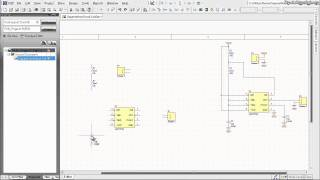 Altium Designer Tutorial: Schematic capture and PCB layout (1of2)
