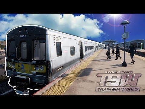 NOOB DRIVES & BREAKS TRAIN! - Train Sim World Gameplay - Train Simulator 2018