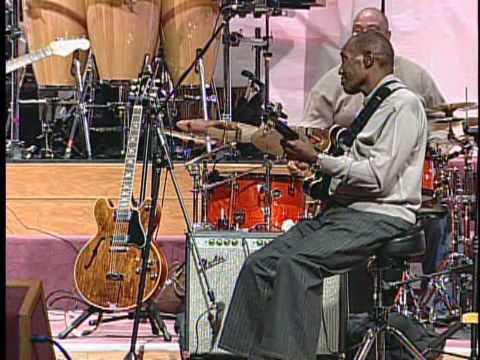 Guitar Conversation between Norris Jones & Spanky Alford