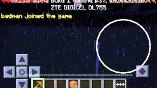 How To Join Your Friends World In Minecraft Pe