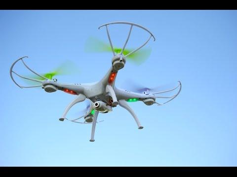 Hero RC XQ6 Quadcopter Camera Drone