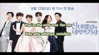 Download Video Btob - For you ost cinderella and four knight with Malay   Eng   Han   Rom lyrics MP3 3GP MP4