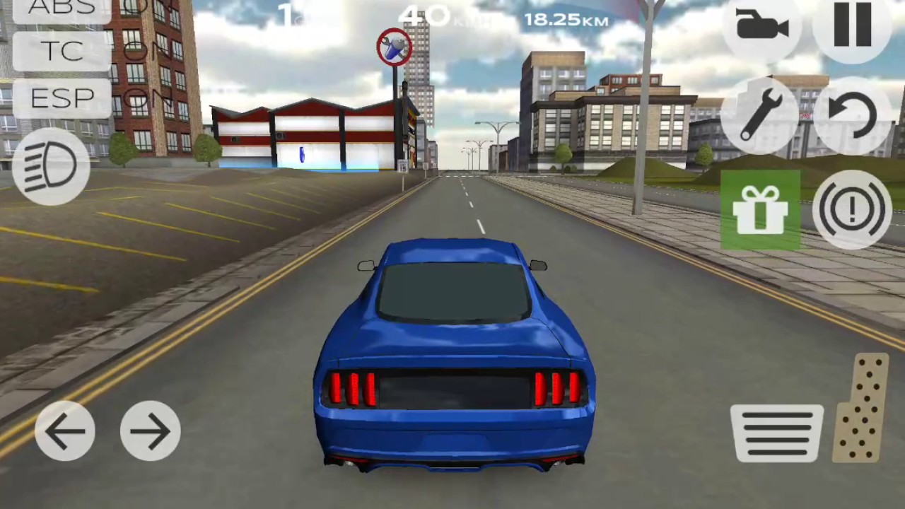 Extreme Car Driving Simulator #4   Best Android Gameplay HD