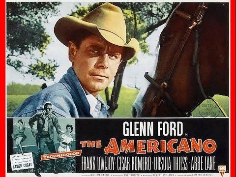 The Americano 1954  Western