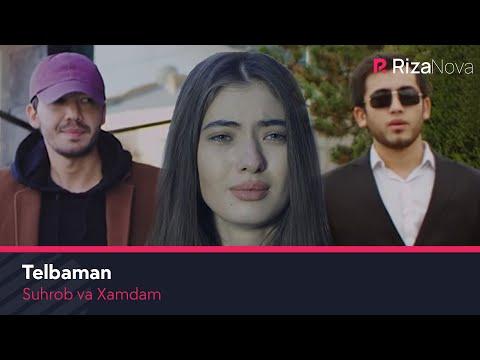 Suhrob va Xamdam - Telbaman | Сухроб ва Хамдам - Телбаман #UydaQoling
