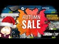Steam Autumn Sale! || Free Badge || PC Game Sales
