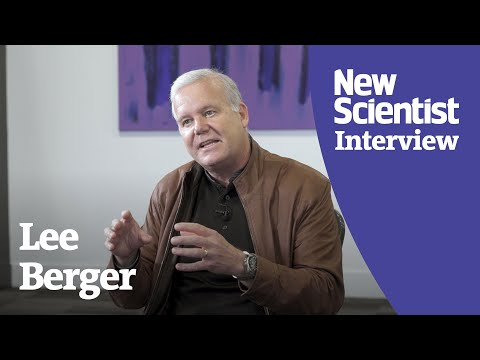 Lee Berger: Rewriting