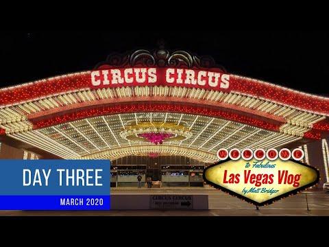 7 Days That Closed Las Vegas (11/03/20 - 17/03/20) Day Three