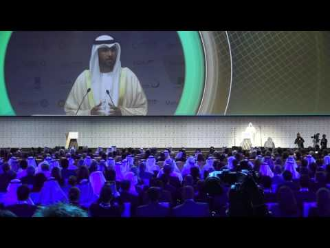 World Future Energy Summit Opening Ceremony