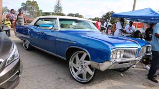 WhipAddict: 68' Buick Electra 225 on Amani Forged Medusa 26s, Custom Interior & Paint