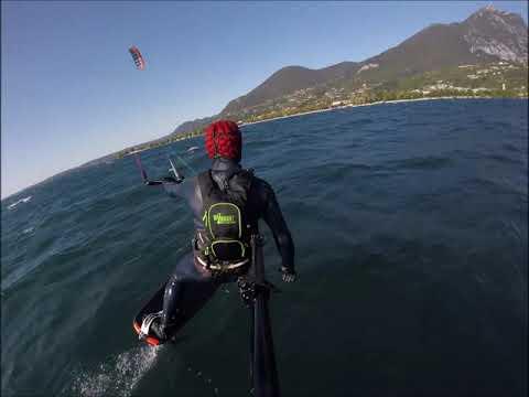 Test Of Wave Foil Kites: Peak4 Vs. Firefly ConceptAir