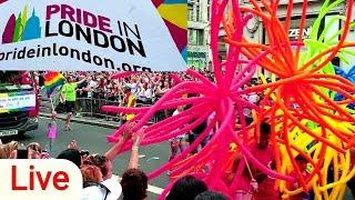Live Pride in London 2019  || London Pride 2019 || Pride in London, Pride