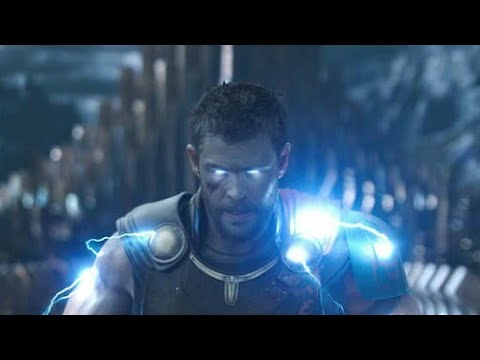 Bring me thanos! Thor scene from infinity war
