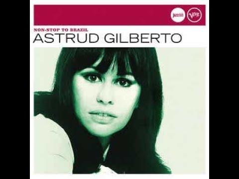 ASTRUD GILBERTO | Samba de Verão