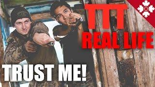 Airsoft TTT   Trust Me   Canadian Sniper