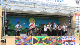Battered Soul - Mercy - Kineton Music Festival