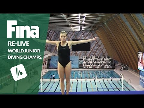 Re-Live - Day 3 Preliminary - FINA World Junior Diving Championships 2016 - Kazan (RUS)