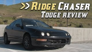 峠 Touge Review — DC4 Honda / Acura Integra POV Test Drive [Canyon Run]