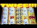 IT HAPPENED TWICE!!!  ★  AND SUPER FREE GAMES???