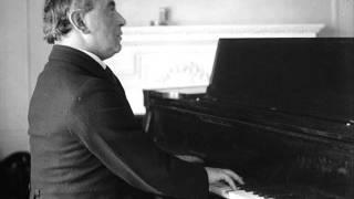Ignaz Friedman - Mendelssohn - Venetian Boat Song.wmv