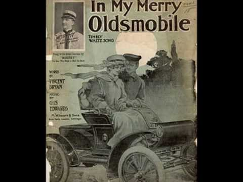 In My Merry Oldsmobile  Billy Murray 1905