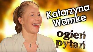 Katarzyna Warnke - Ogień Pytań